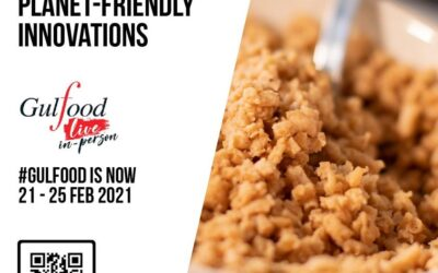 GULFOOD IS NOW 2021