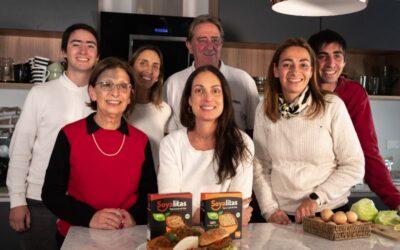 "DE EL TÍO AL MUNDO: LA FAMILIA QUE EXPORTA ""CARNE VEGETAL"""
